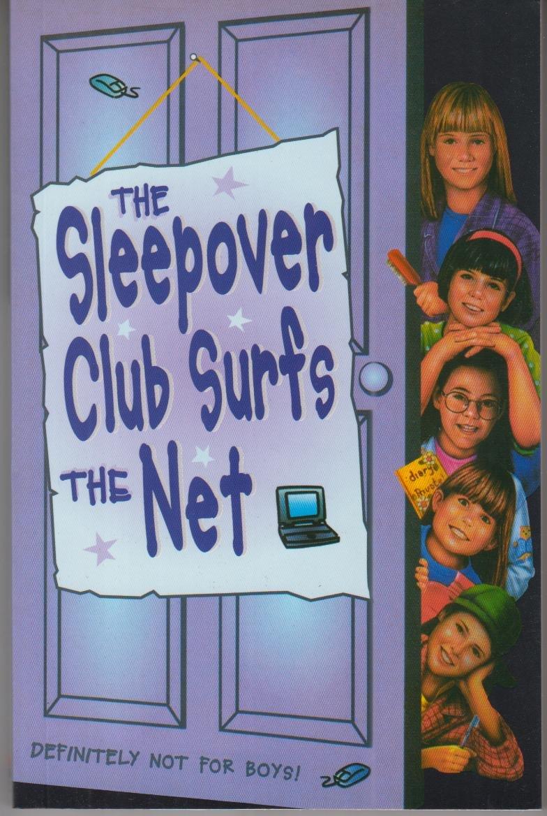 The Sleepover Club Surfs the Net (The Sleepover Club) PDF