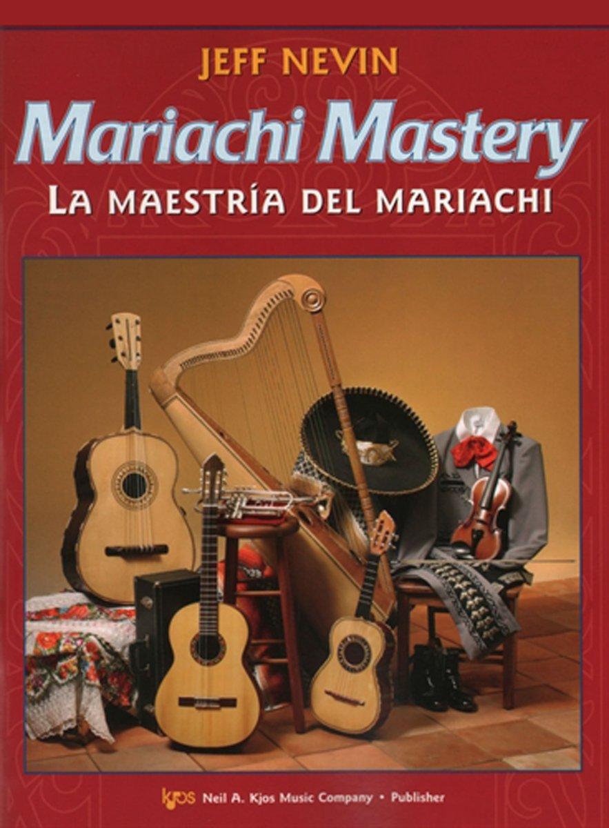 112H - Mariachi Mastery - Harp/Arpa