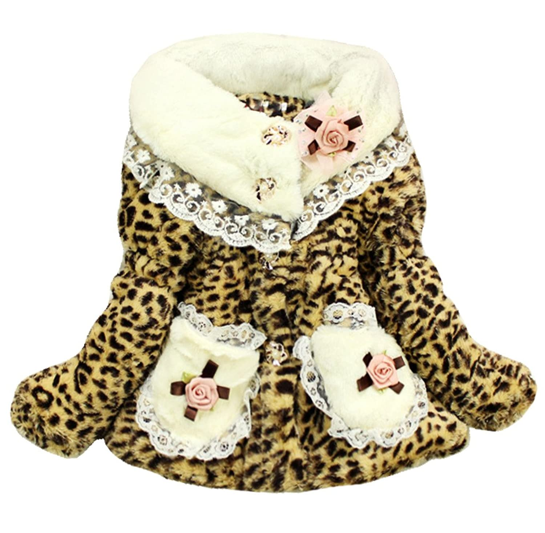 Amazon Little Girls Kids Toddler Outwear Clothes Winter Jacket