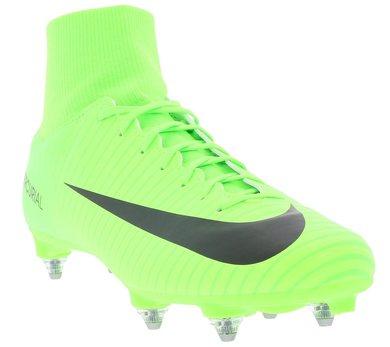 Nike Mercurial Victory Vi Df Sg - electric green schwarz-flash lim