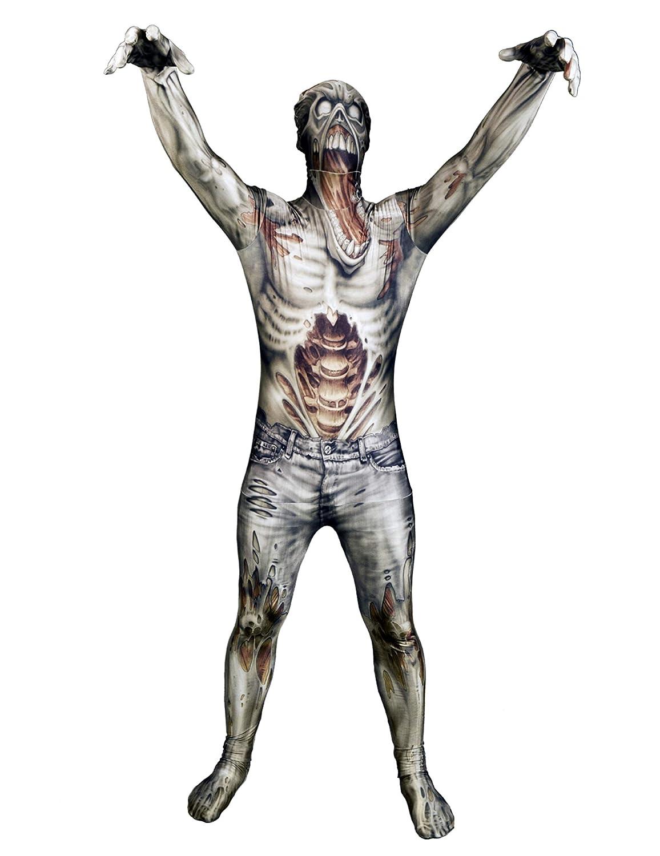 Generique - Zombie Morphsuits Kostüm XL (bis zu zu zu 1,90 m) 1938b2