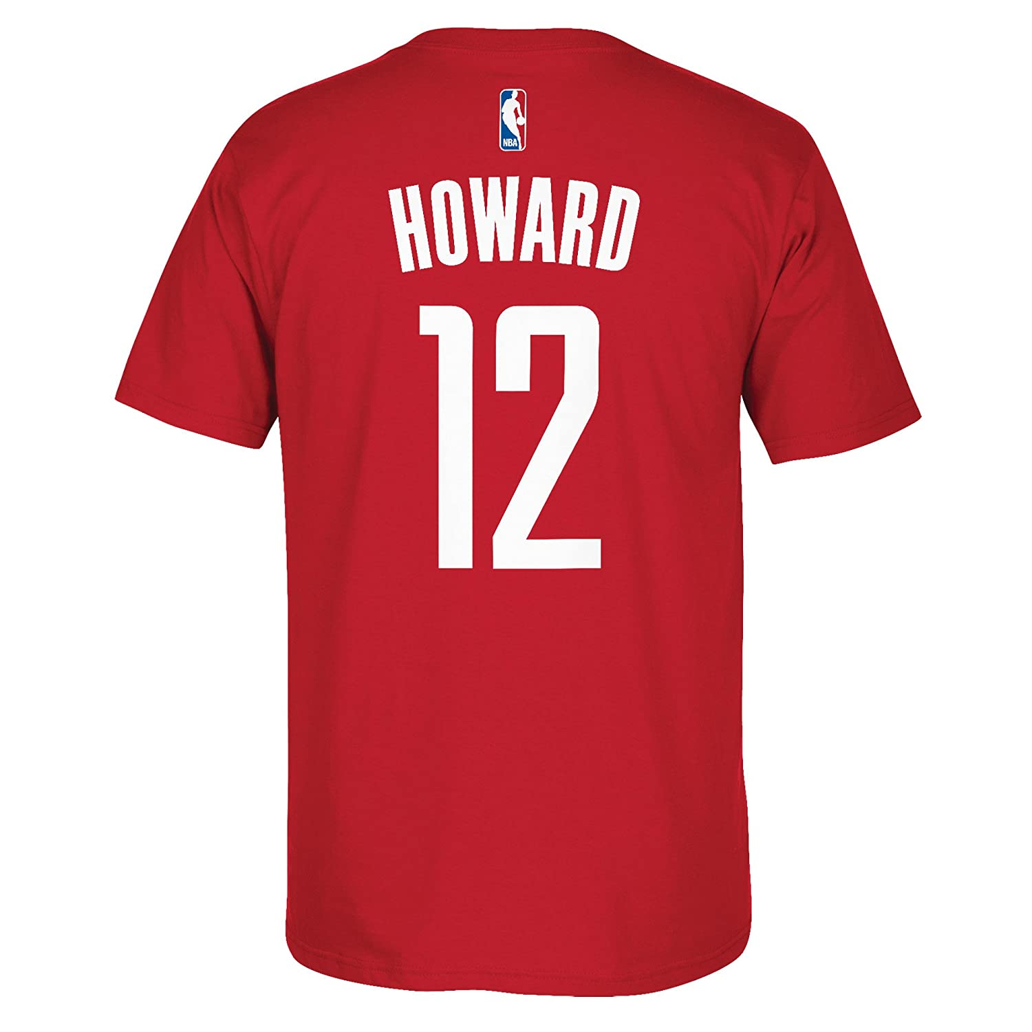 cfabe03c Amazon.com : NBA Houston Rockets James Harden #13 Men's 7 Series Name & Number  Short Sleeve Tee, XX-Large, Red : Clothing