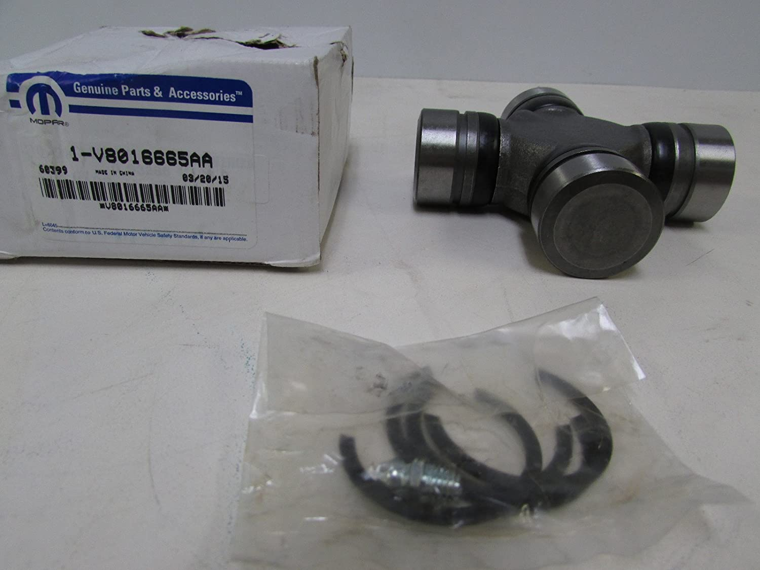 211-0178 GMB U Joint Front or Rear New for Ram Truck Dodge 1500 2500 3500 NV2500