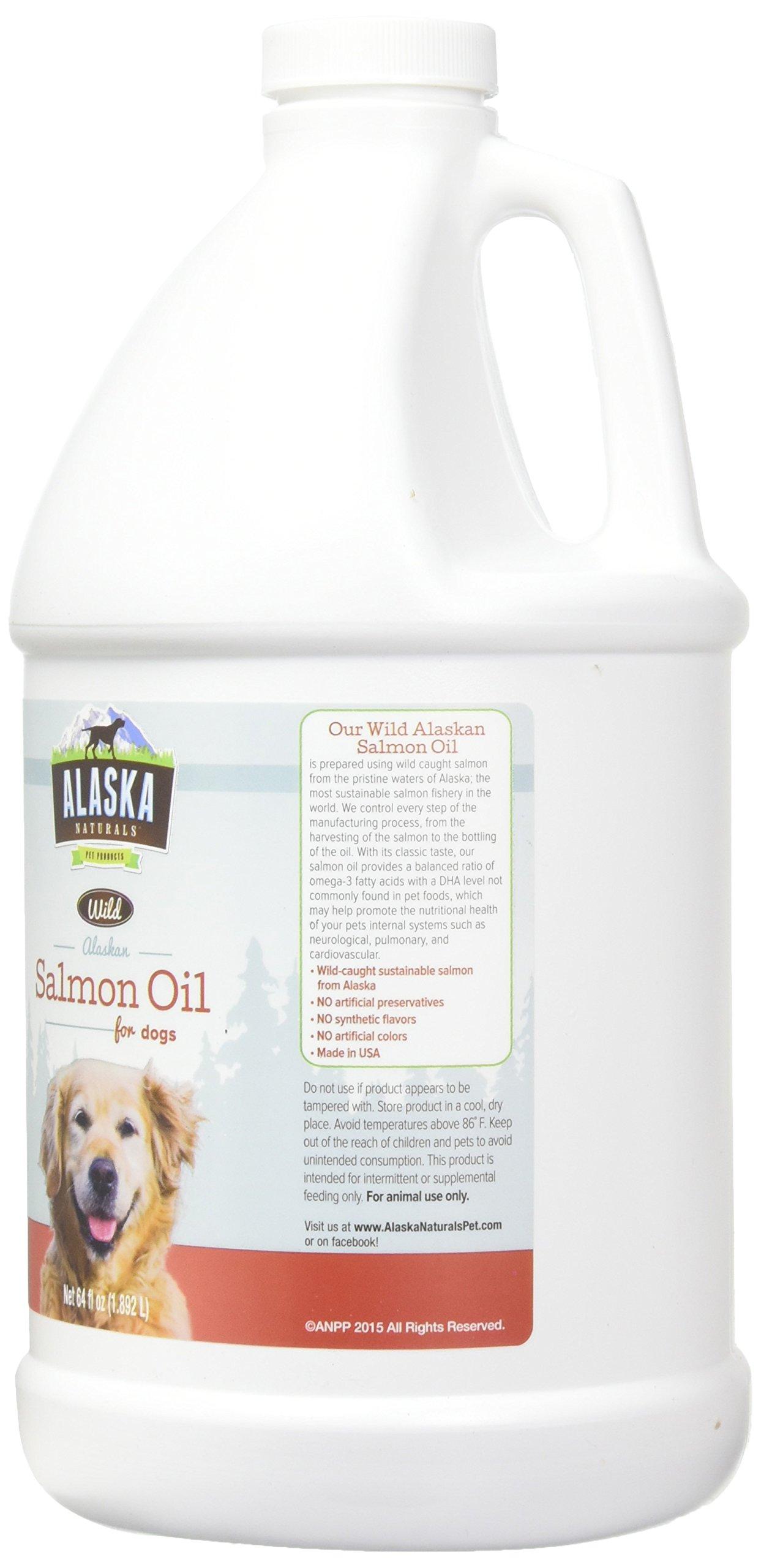 Alaska Naturals Salmon Oil for Dogs 4