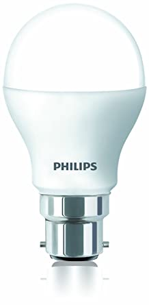 High Quality Philips Base B22 7 Watt LED Bulb (Cool Day Light) Design Inspirations