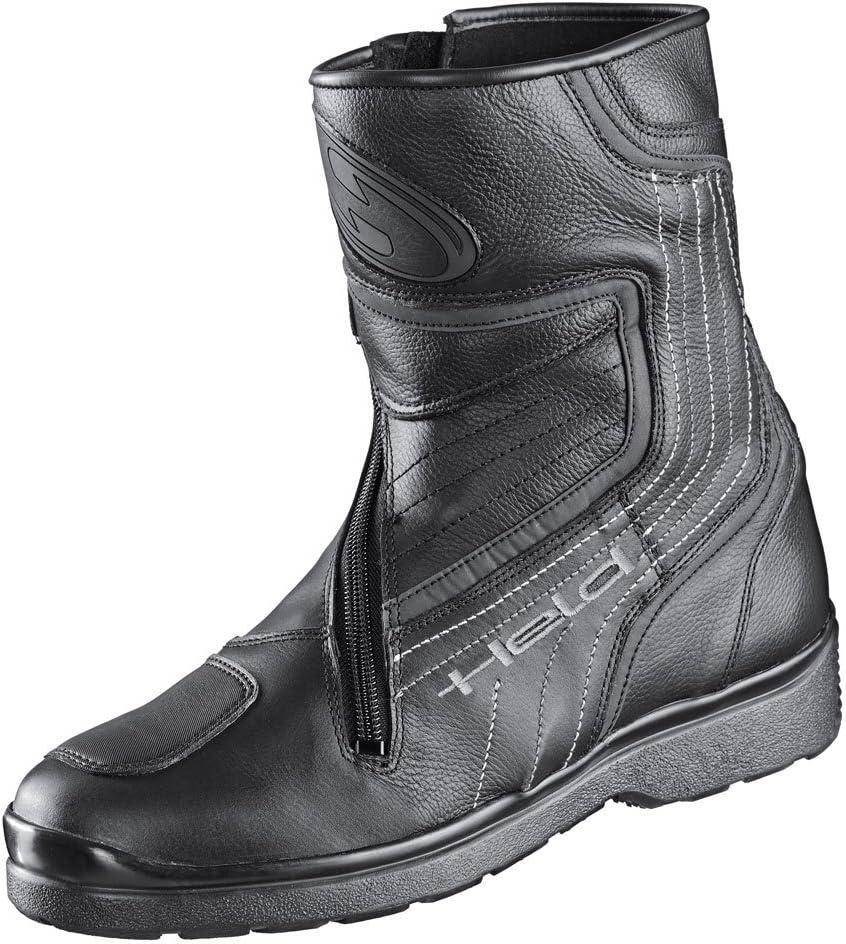 Gr/ö/ße 44 Held Corte kurzer Motorradstiefel Farbe schwarz