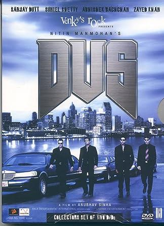 Amazon com: Dus (Thriller Hindi Film / Bollywood Movie