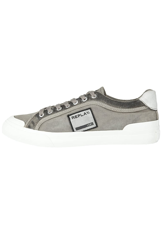 Replay Herren Sneaker Dawson Materialmix: : Schuhe