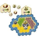 Queen Games 46063 - Kingdom Builder Erweiterungsmodul 3: Die Insel