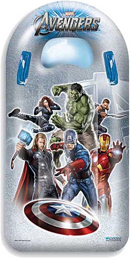 Avengers Mondo 16306 Marvel The Bodyboard Hinchable (110 x 55 cm): Amazon.es: Juguetes y juegos
