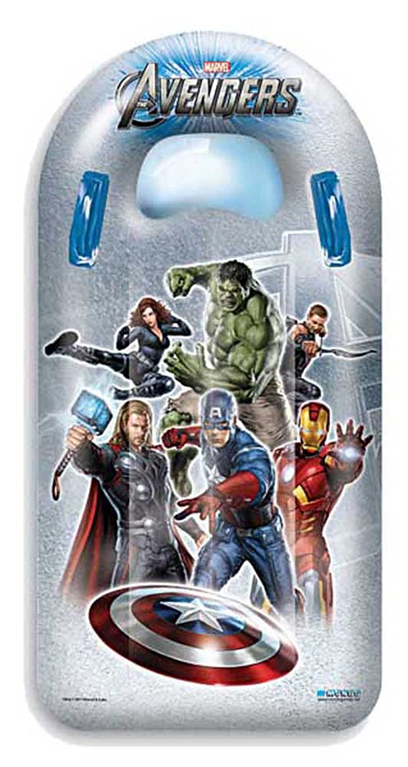 Avengers Mondo 16306 Marvel The Bodyboard Hinchable (110 x ...