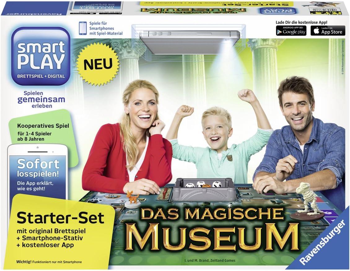 OV Stativ /& App NEU Starterset Yes or Know inkl Ravensburger 26803 Smartplay