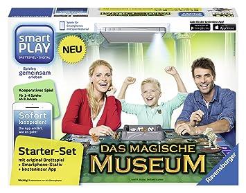 Das magische Museum Ravensburger Smart Play Gesellschaftsspiele