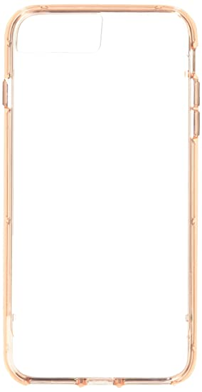 d7063bbd1e0 Griffin Survivor Clear Case for iPhone 7 Plus - Rose Gold/Clear, GB42317