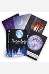 Moonology Oracle Cards: A 44-Card Deck and Guidebook Cards