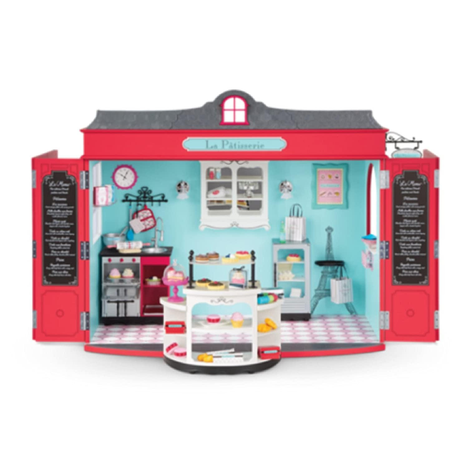Amazon.com: American Girl Grace - Grace\'s French Bakery Set for ...