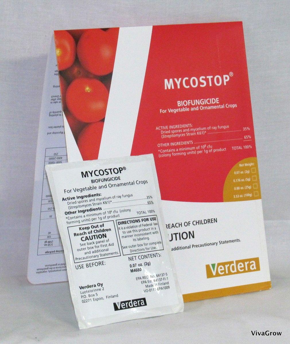 Mycostop Biofungicide 25 Gram