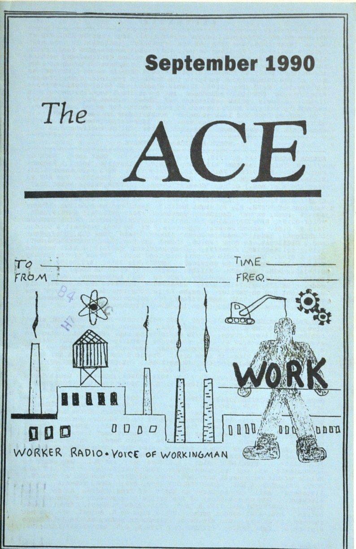 ACE: Association of Clandestine Radio Enthusiasts (September