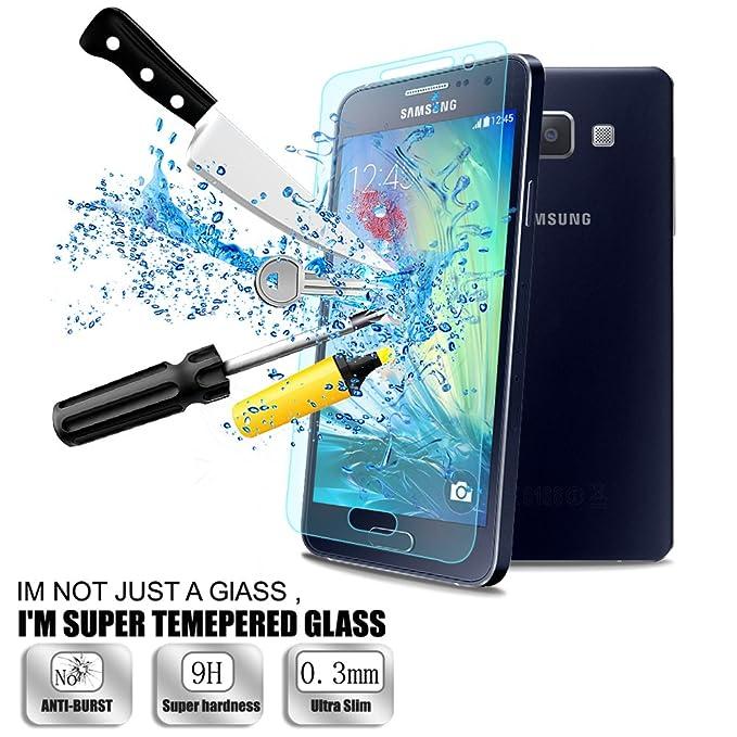 1 opinioni per Premium Temperata Vetro protettivo per Samsung Galaxy A3 VETRO TEMPERATO