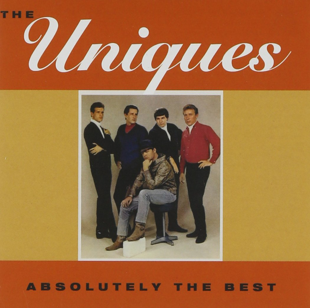 CD : The Uniques - Absolutely The Best (CD)