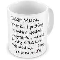 Unique Novelty Mug - Rebel Webbed Small Mug