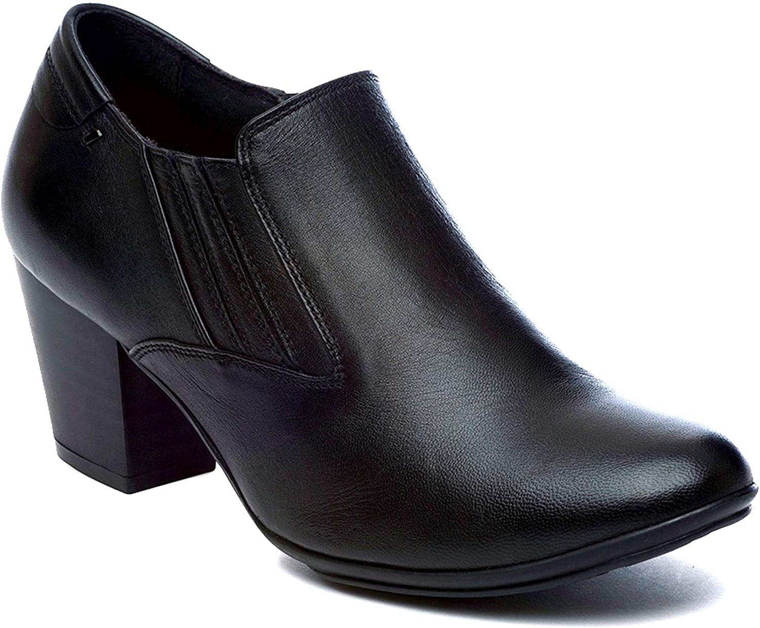 Ladies Womens Ankle Boots Trouser