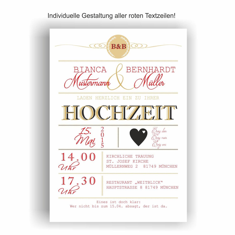 Einladung zur Hochzeit I Wir Wir Wir heiraten I HO-011 Hochzeitseinladung (40 Stück) B0771GM79Q | Exquisite (mittlere) Verarbeitung  | Quality First  | Attraktiv Und Langlebig  18246c