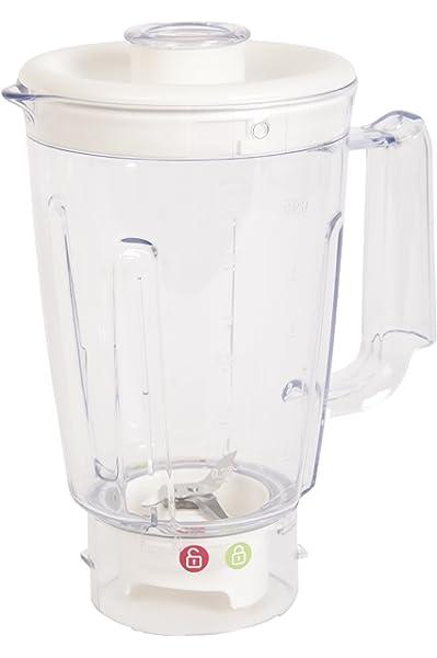 Moulinex XF940401 Vaso para batidora con Faciclic: Amazon.es: Hogar