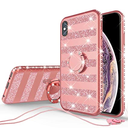 Amazon.com: Funda para iPhone Xs/iPhone X, [cubierta] con un ...