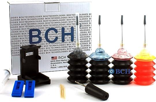 Amazon.com: BCH ez30t Starter tinta Refill Kit para ...