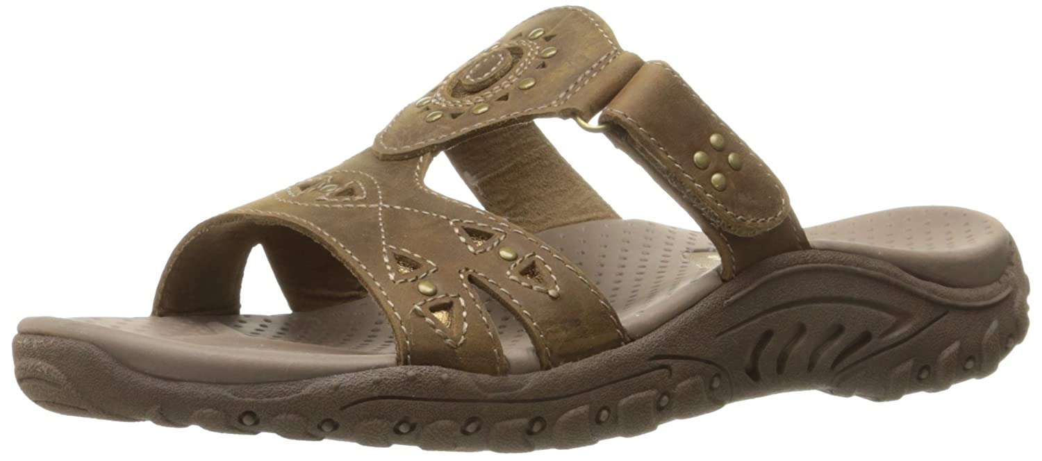 Skechers Women's Reggae Trench Town Slide Sandal 40871