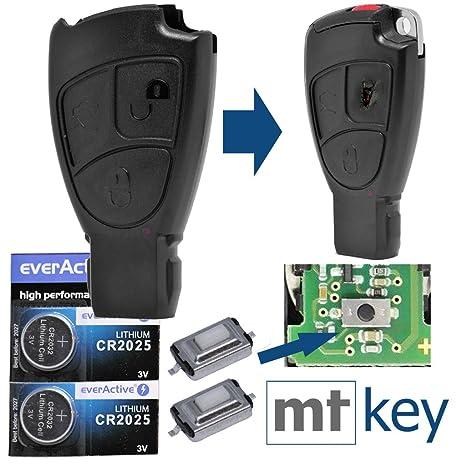 Llave de Coche SmartKey mando a distancia emisor 3 botones ...