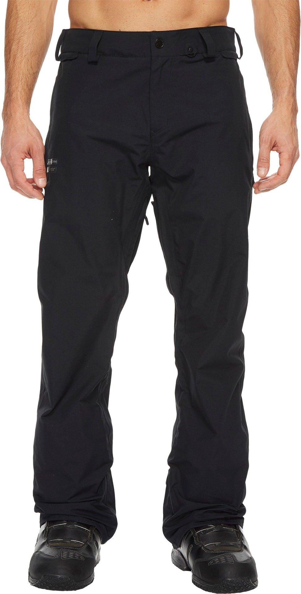 Volcom Snow  Men's Freakin Gore Chino Pants Black X-Small 32