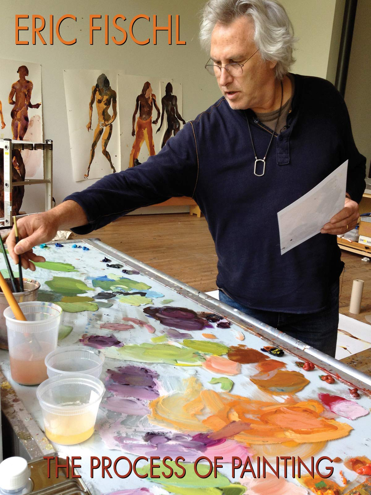 Eric Fischl: The Process of Painting on Amazon Prime Video UK