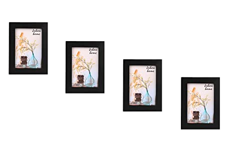 Amazon.com - WOOD MEETS COLOR Wall Picture Frames, Real Wood Photo ...