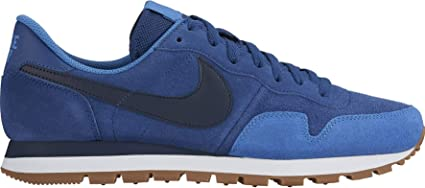 Nike Sportswear Air Pegasus 83 Leather Baskets Bleu Bleu