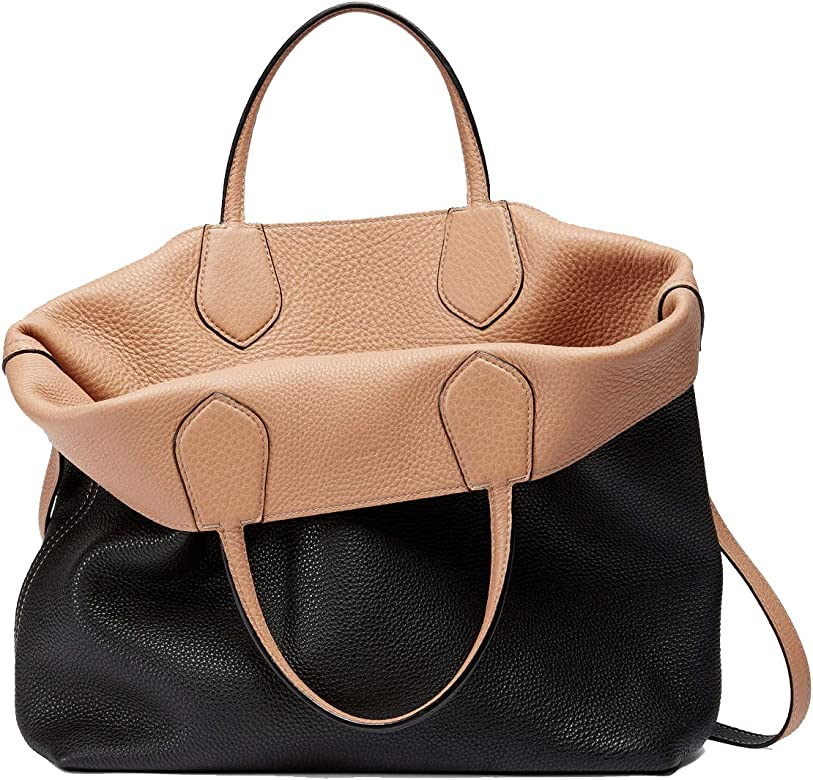 a4dcdc5784fe Gucci Ramble Reversible Leather Shopping Tote Bag with Shoulder Strap  370823 1071 Black/Beige: Amazon.ca: Shoes & Handbags