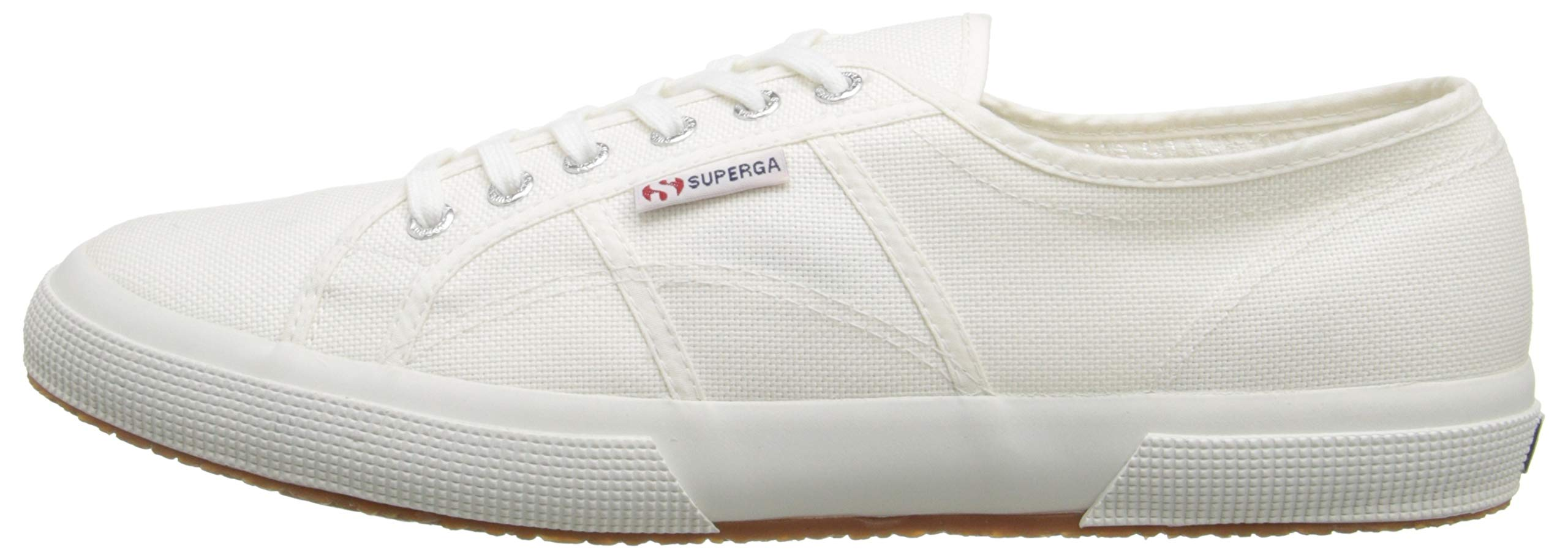 Superga 2750 Cotu Classic, Unisex Adults' Low-Top Sneakers, White, 7.5 UK (41.5 EU) by Superga (Image #5)