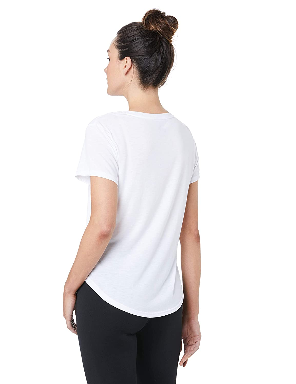 PUMA EVOSTRIPE Tee Women T Shirt Sportswear 580057 02 white