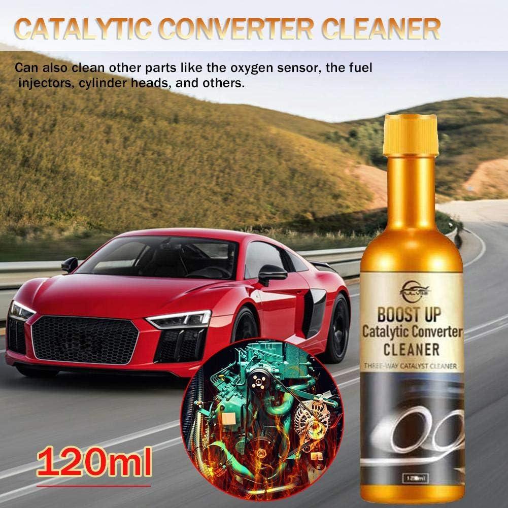 Circulor 120ml Motorreiniger Boost Up Katalysatorreiniger Boost Up Catalytic Engine Booster Cleaner Auto