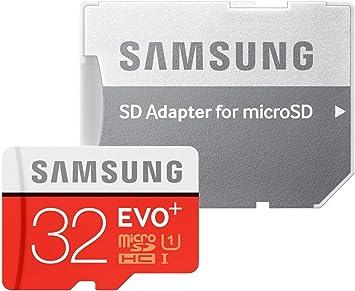 Samsung Speicherkarte Microsdhc 32gb Evo Plus Uhs I Computer Zubehör