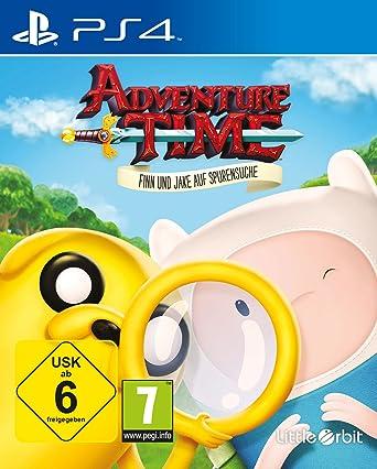 Gemeinsame Adventure Time - Finn und Jake auf Spurensuche - [PlayStation 4 @XX_42