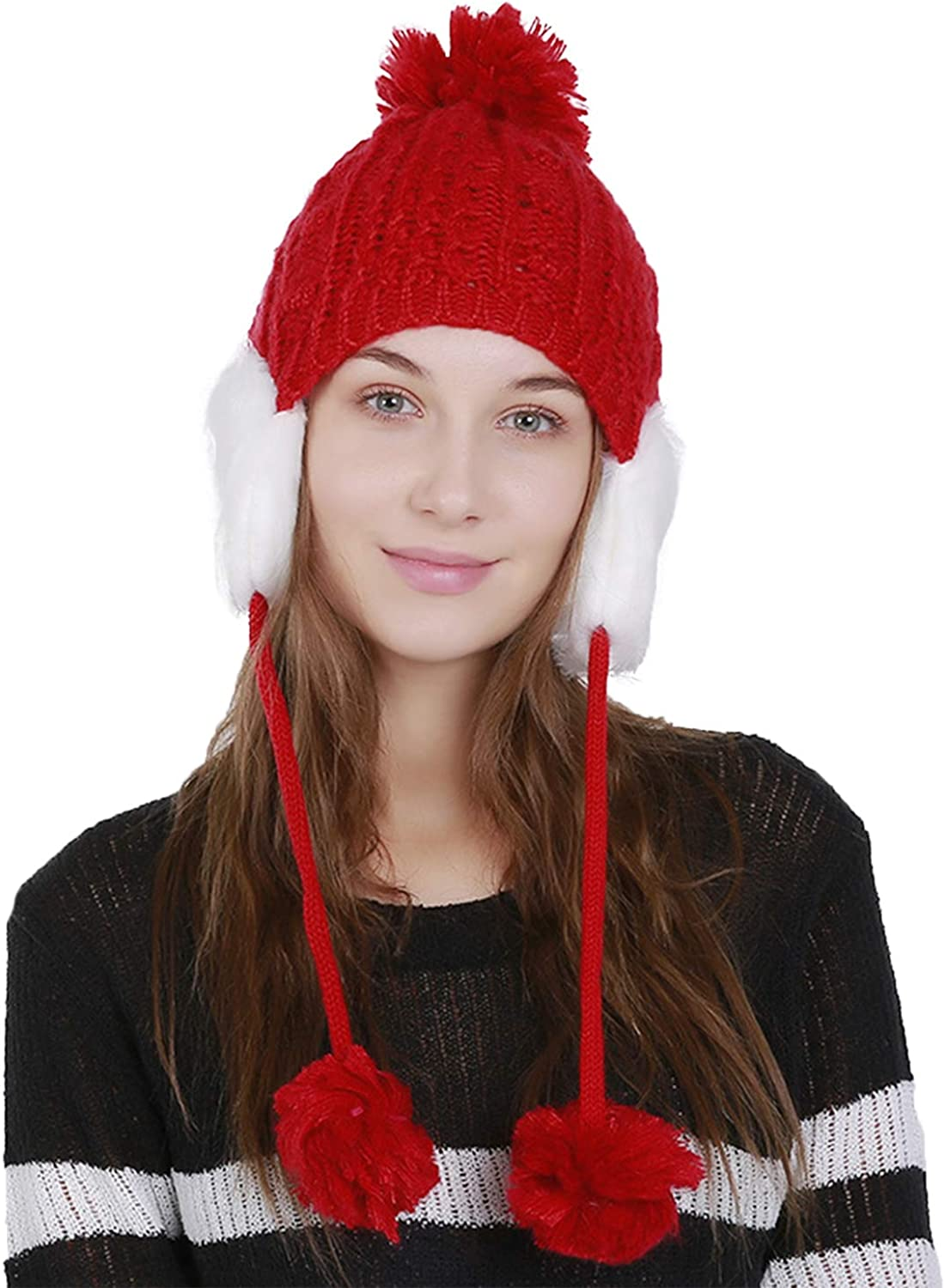 Cute Winter Hats Thermal...