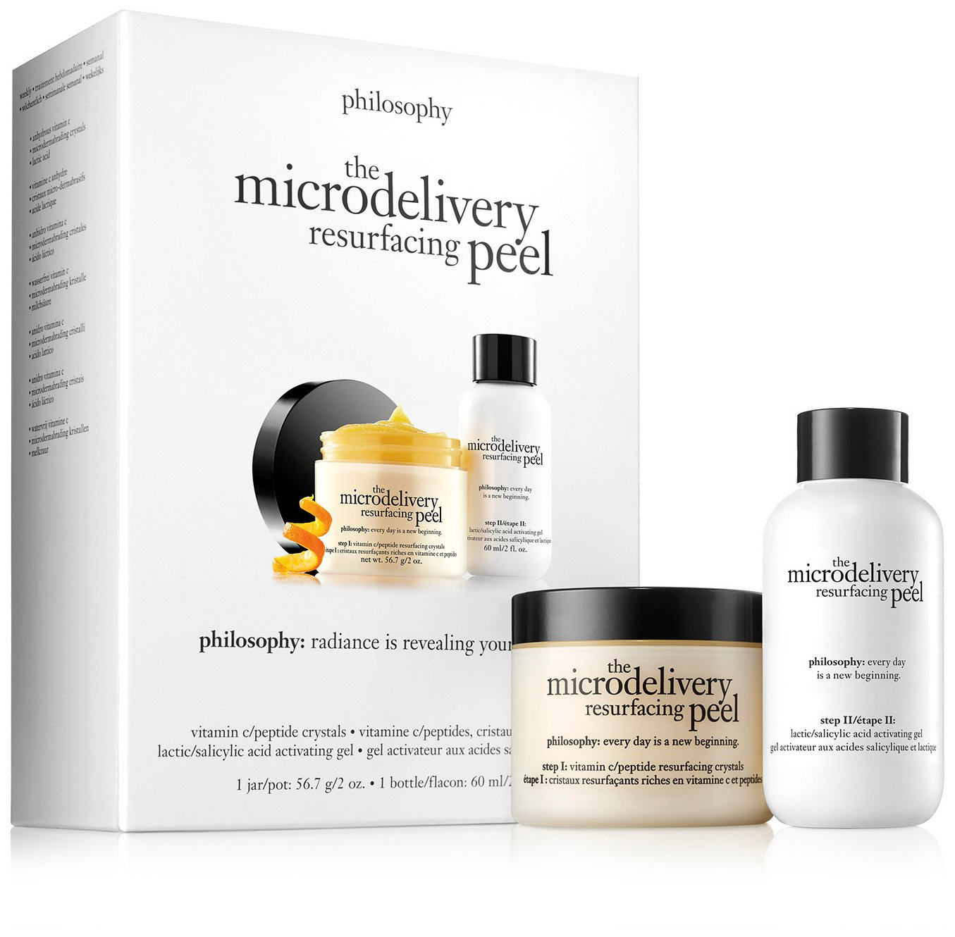 Philosophy Microdelivery Dual-Phase Peel 604079018548