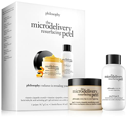 microdelivery peel review