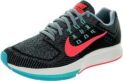 Nike Air Zoom 18 Estructura de Gestión emisoras Gry/TRHI PNCh/Negro/TRHI JD Running 6,5 con n: Amazon.es: Zapatos y complementos