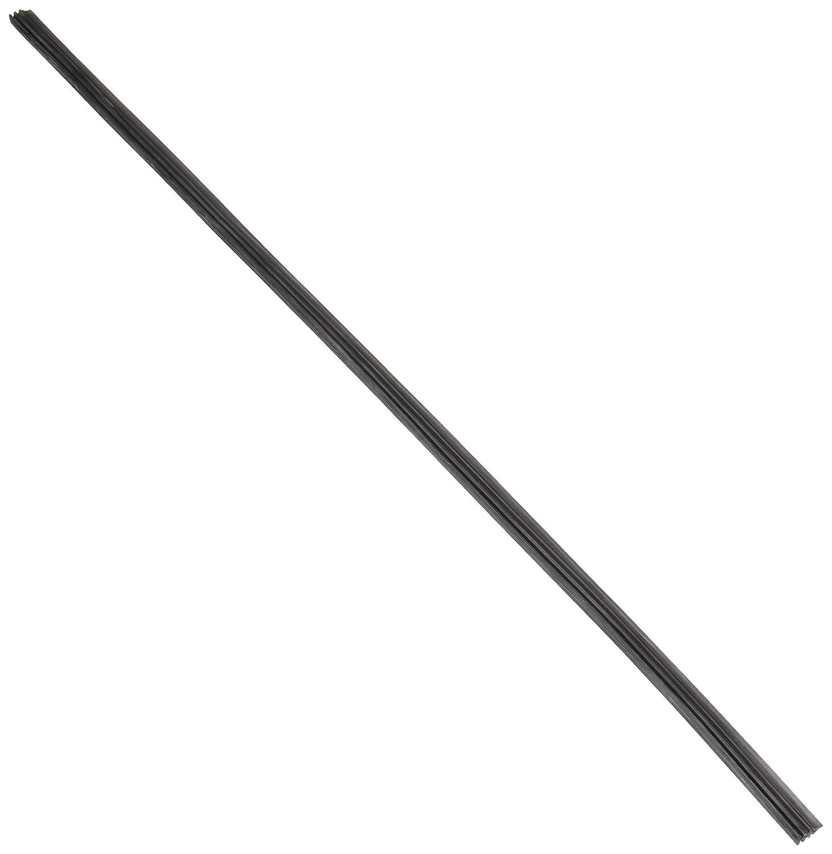 Uxcell a18060500ux0455 Universal 20 Inch Windscreen Bracketless Wiper Blade Rubber Refill Strip for Car