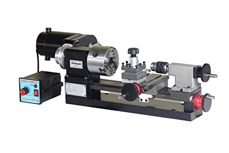 Industrial Metal Lathe Machines Lathe Machines For Sale >> Octagon Omt Tabletop Cnc Lathe Machine