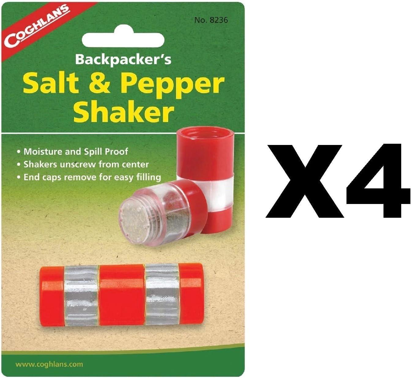 Coghlan/'s 8236 Salt /& Pepper Shaker