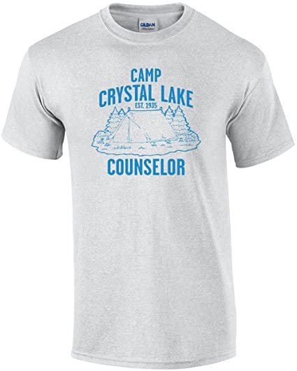 84ea184981a9 Image Unavailable. Image not available for. Color  Better Than Pants Camp  Crystal Lake Counselor T-Shirt